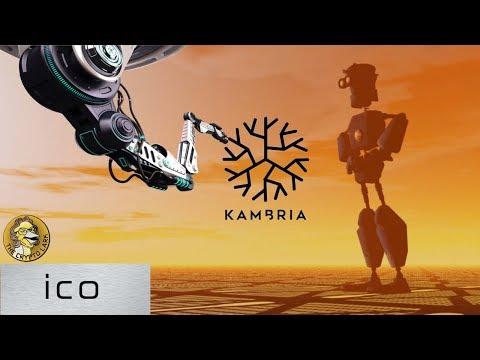Game Changing Revolutionary Robotics – Kambria ICO