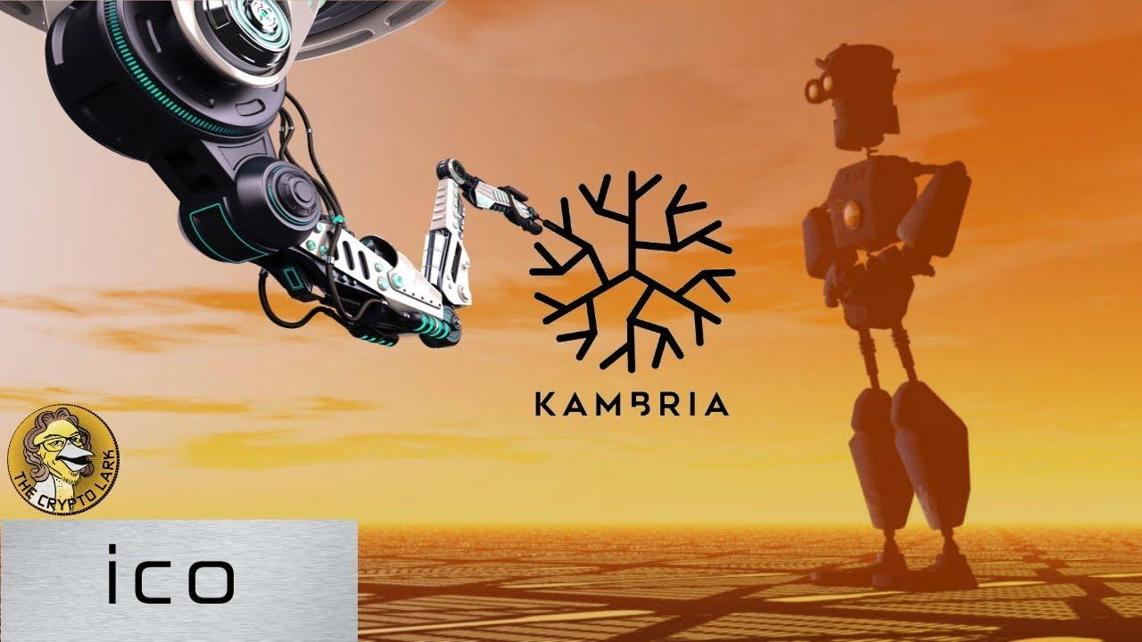 Game Changing Revolutionary Robotics - Kambria ICO