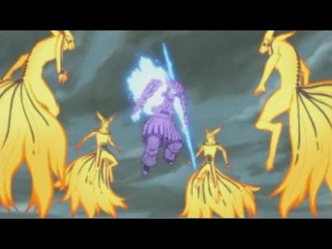 Naruto Vs Sasuke Final Battle - AMV - Strait for disaster  - Anime Moments 2017