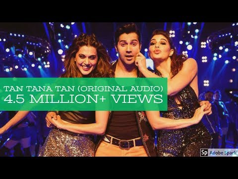 Tan Tana Tan Tan Tan Tana Chalti Hai Kya 9 Se 12 (Full Original Audio Video Song) Judwaa 2 (HD)