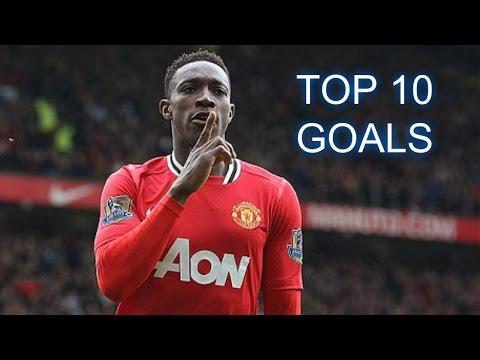 Danny Welbeck - TOP 10 GOALS