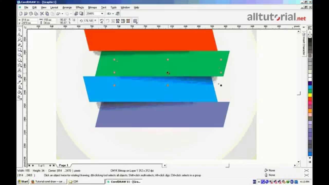 Cara Membuat Desain Banner Di Coreldraw X8 - desain banner ...
