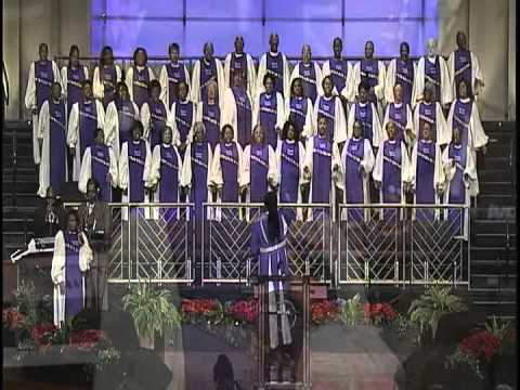 """Oh It Is Jesus"" Fellowship Chorale"