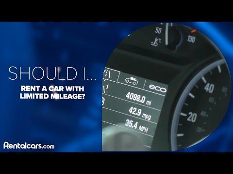 Should I Rent A Car With Limited Mileage | Rentalcars.com