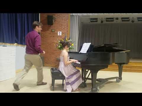 Sofia BM piano recital June 2018