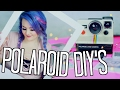 5 Polaroid/Instax Hacks and DIY's You HAVE to Try!!