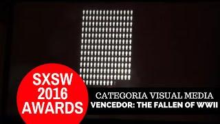 Video SXSW 2016 AWARDS: The Fallen of World War II download MP3, 3GP, MP4, WEBM, AVI, FLV Mei 2018