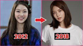 Gong Seung Yeon Evolution 2012 - 2018