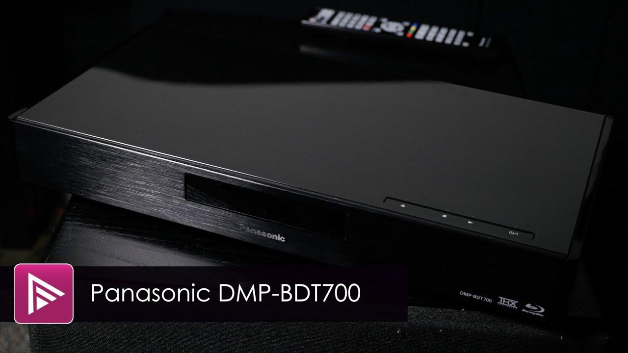 Panasonic DMP-BDT700EG Blu-ray Player 64Bit