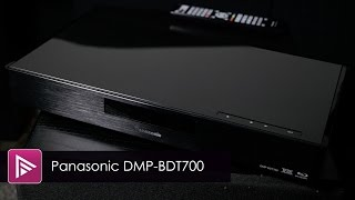 panasonic DMP BDT700 Blu ray Player Review