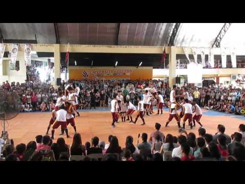 University of Luzon - Computer Studies Cheering Competition 2015