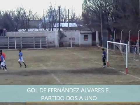 Unión 2 a 1 Fernández Alvares.wmv