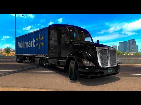 American Dream #1 | En busca del sueño americano | American Truck Simulator