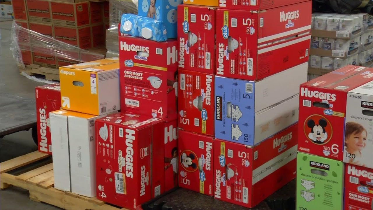 PRISM HELPING MORE FAMILIES, THERE'S A NEED FOR DIAPERS