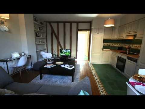 """Film immobilier : Appartement """"St Honoré"""" à Versailles en location"""