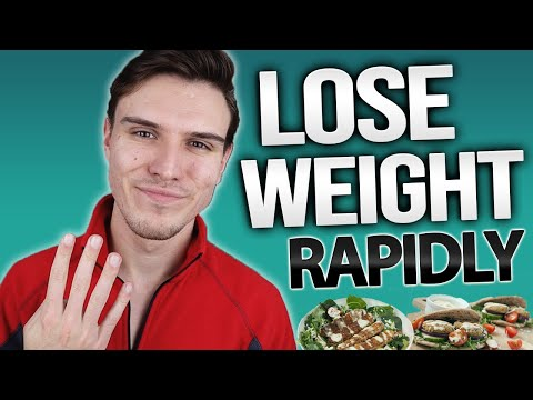 4 Tips To Lose Weight Rapidly On A Plant-Based Diet