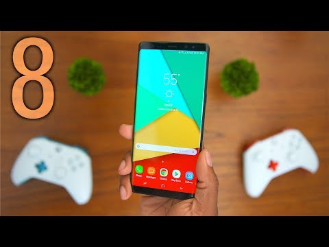 Samsung Galaxy Note 8 - A Real Day In The Life!