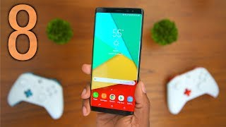 samsung galaxy note 8 a real day in the life