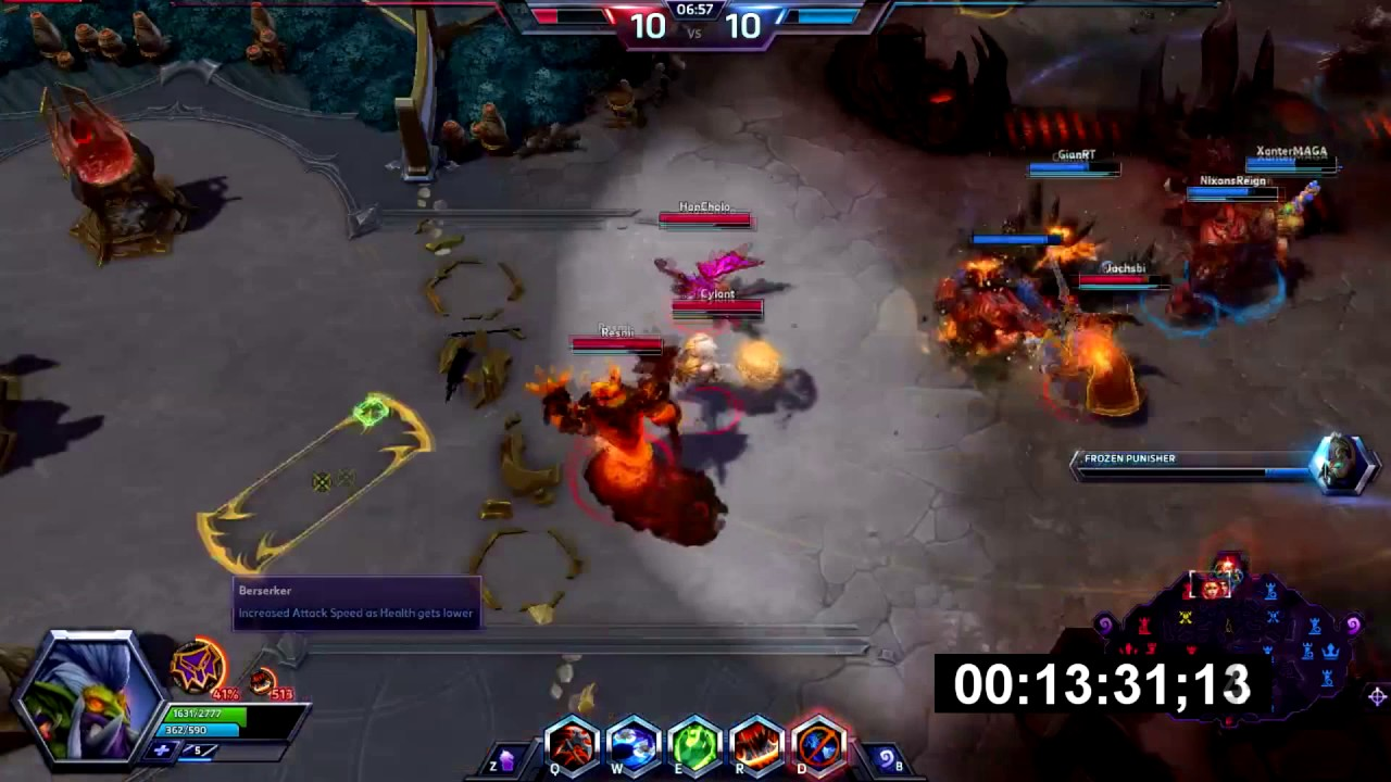 Heroes Of The Storm Zul Jin Caster Montage Ranked Youtube Zul'jin is a ranged assassin that grows in power as he loses his health. youtube