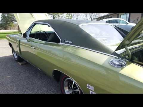 1970 Dodge Charger R/T for sale video inspection service and auto appraisal 800-301-3886