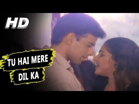 Tu Hai Mere Dil Ka | Kavita Krishnamurthy | Jeevan Yudh 1997 Songs | Mamta Kulkarni, Atul Agnihotri