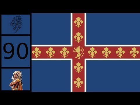 Converted EU4 - Yngling France #90 - Proxy Wars |