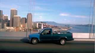 Taking bus to San Francisco: Beethoven, Ode to Joy 2012.04.16