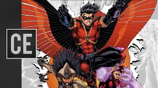 DC Comics: Tim Drake/Red Robin Explained
