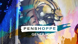 #TeamPenshoppe for Penshoppe Generation Now