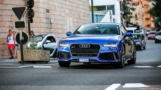 Audi RS7 w/ Milltek Exhaust - LOUD Revs & Accelerations !