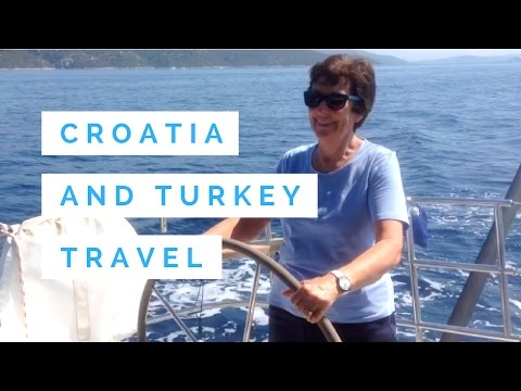 Grandma's Travel Vlog // Croatia & Turkey
