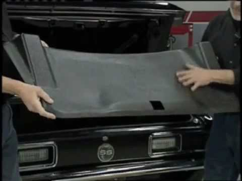 The Perfect Trunk Lid Cover On Motorhead Garage Youtube