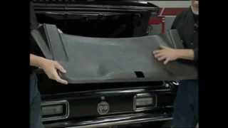 The Perfect Trunk Lid Cover on Motorhead Garage