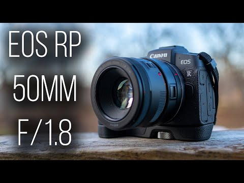 Canon EOS RP + EF 50mm f/1.8 - The Perfect Setup! (With Video and Photo Examples)