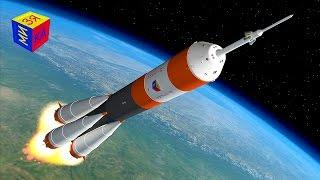Мультик про ракету и космос для детей. Конструктор Мизяка Дизяка: собираем ракету