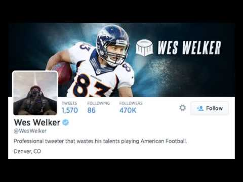 Get Your Life Together NFL Baller Wes Welker Suspended For Molly Poppin' At The Kentucky Derby