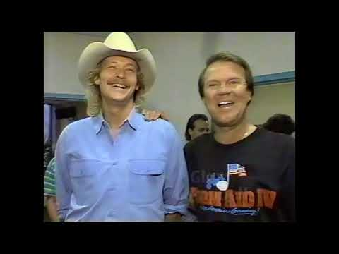 Alan Jackson Surprise Gold Record Party/Glen Campbell