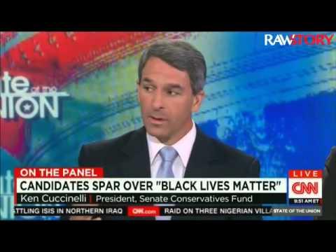 Former Virginia AG Ken Cuccinelli talks about 'Black Lives Matter'