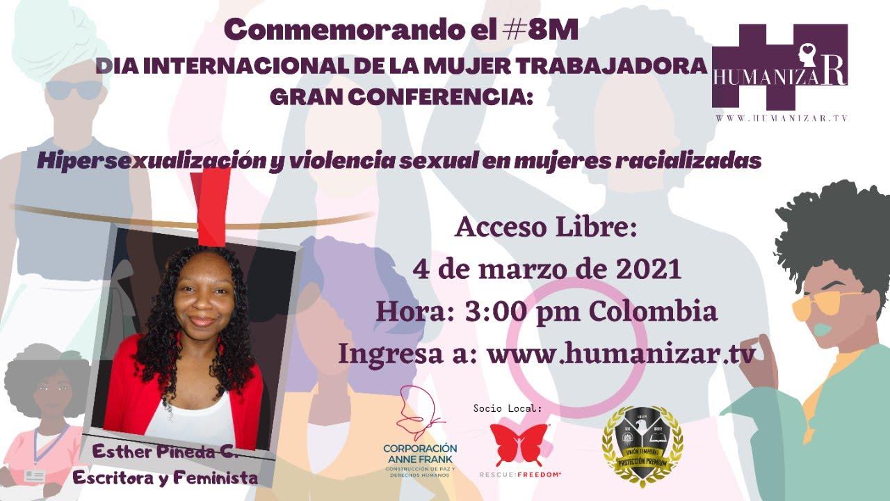 Hipersexualización y violencia sexual en mujeres racializadas