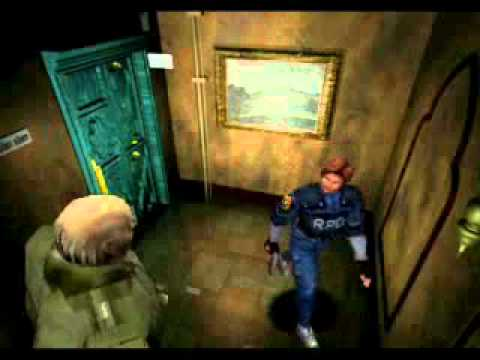 Resident Evil 2 Leonb All Mr X Fights Youtube