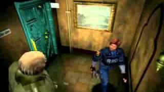 Resident evil 2 LeonB All Mr.X fights