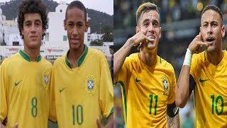 Video Best Friends in Football - Coutinho and Neymar download MP3, 3GP, MP4, WEBM, AVI, FLV November 2018