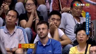 Ding Ning vs Zhu Yuling (GAC Group 2015 ITTF World Tour China Open Super Series)