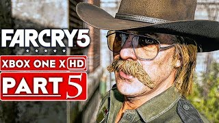 FAR CRY 5 Gameplay Walkthrough Part 5 [1080p HD Xbox One X] - No Commentary