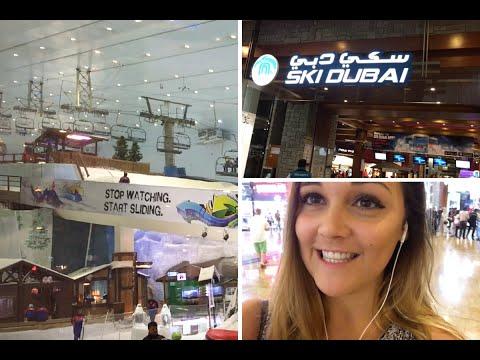 Dubai Vlog   Ski Dubai, c'est quoi?