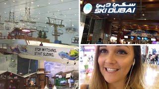 Dubai Vlog | Ski Dubai, c'est quoi?