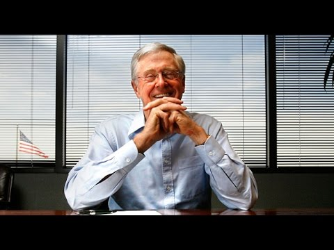 Charles Koch Believes Justice System Needs Reform After He Has Faced Charges