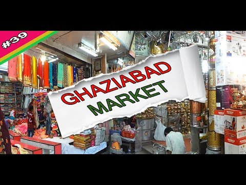 Ghaziabad Market   Rahul Baghri