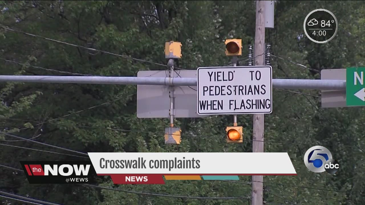 Residents Dogging Cars At North Olmsted Crosswalk