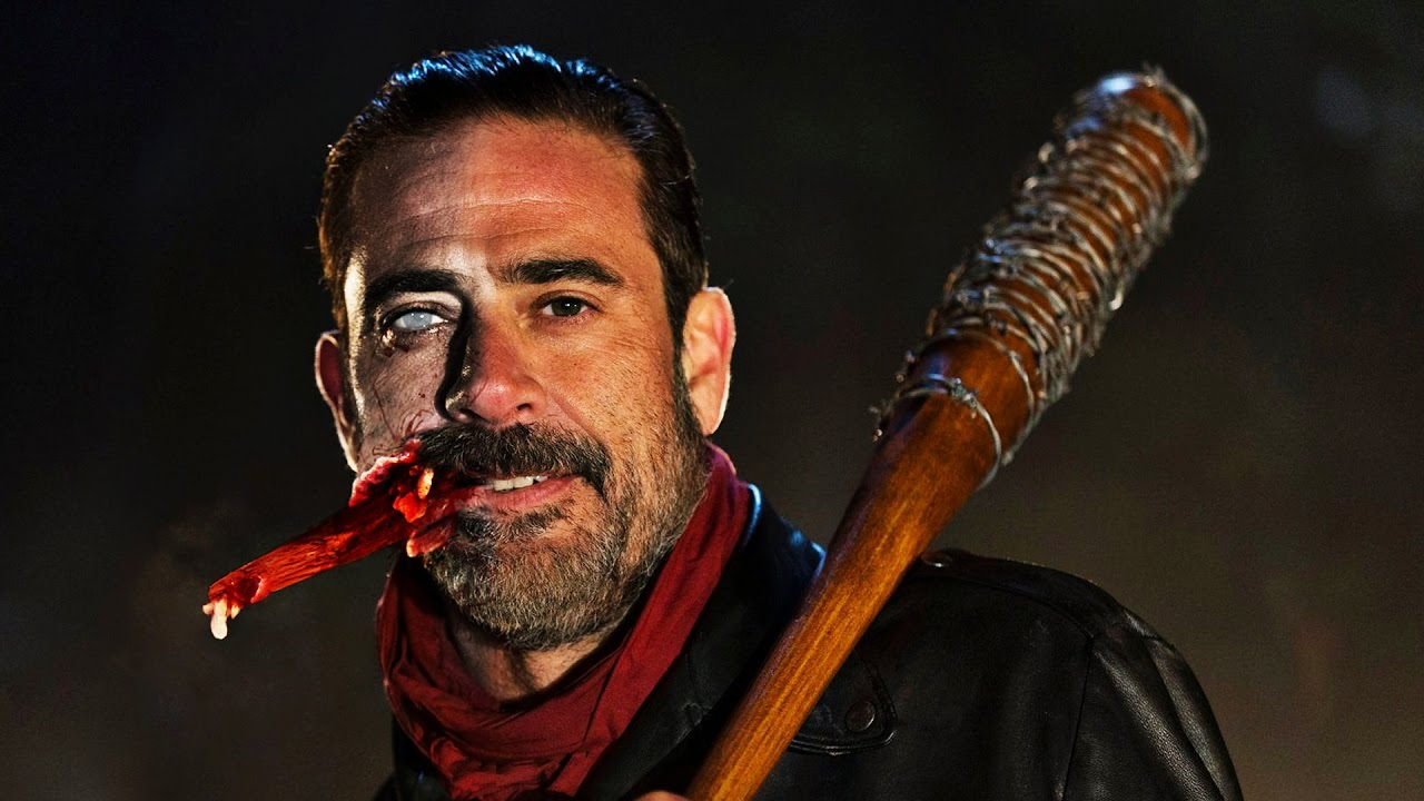 Is This How Negan Dies From The Walking Dead Youtube